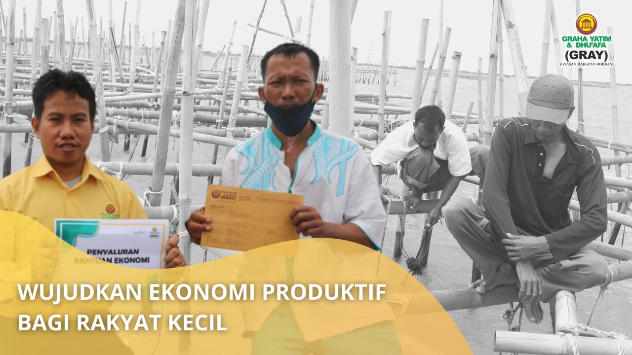 Wujudkan Ekonomi Produktif